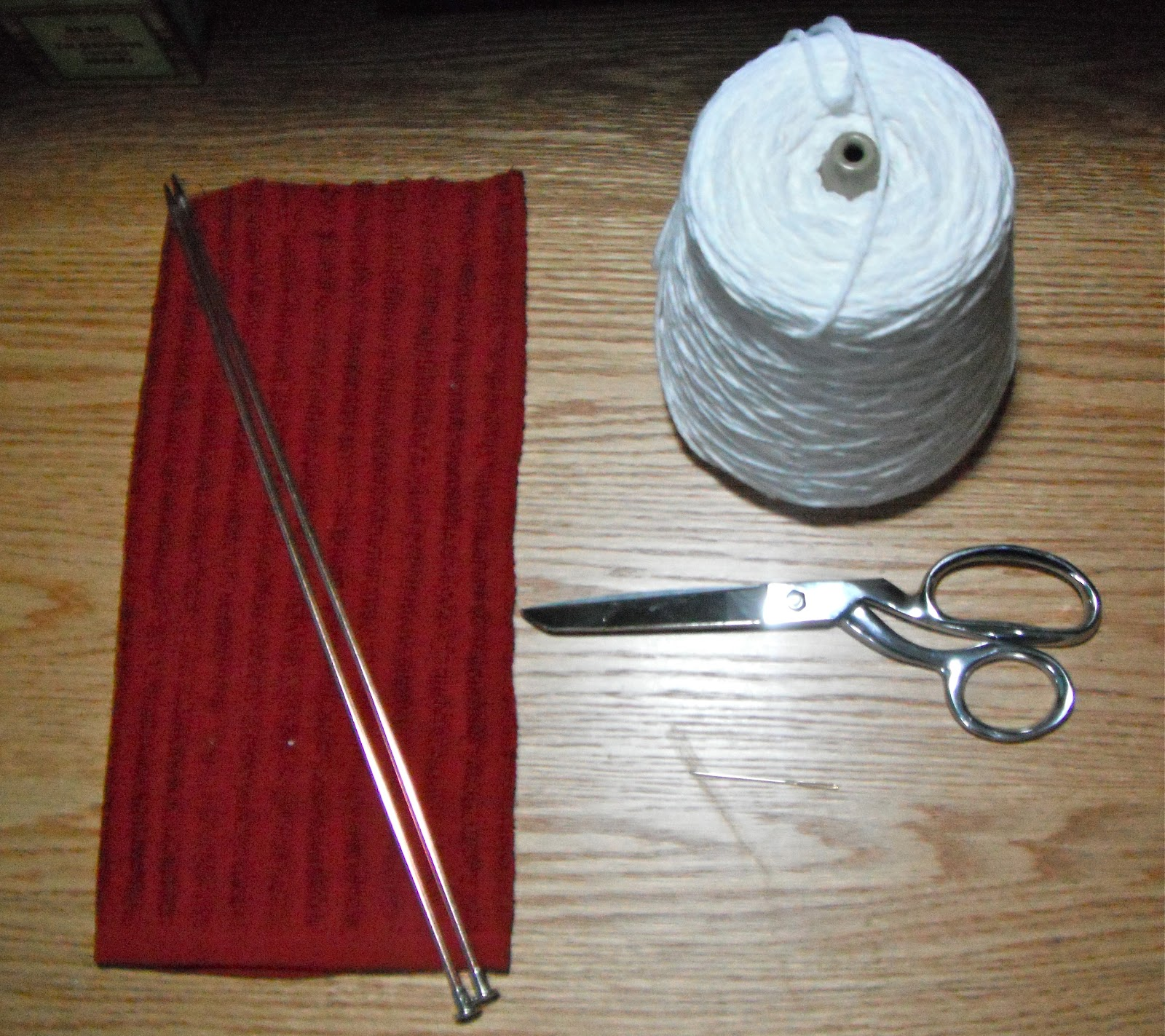Kitchen Towel Tutorial: Knit – Knotmagick
