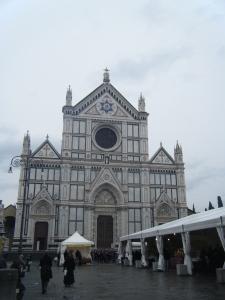 Santa Croche chocolate festival, Florence