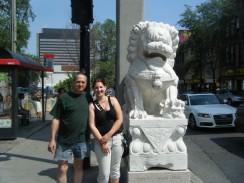 Chinatown, Montreal.